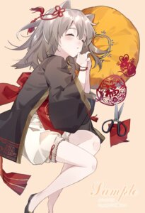 Rating: Safe Score: 26 Tags: animal_ears asian_clothes bloomers tagme User: Mr_GT