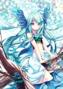 Rating: Safe Score: 56 Tags: nyori wings User: mahoru