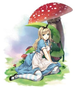 Rating: Safe Score: 46 Tags: alice alice_in_wonderland luna pantyhose User: Anonymous