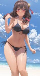 Rating: Safe Score: 123 Tags: bikini cleavage free_style_(yohan1754) kono_subarashii_sekai_ni_shukufuku_wo! swimsuits yunyun_(kono_subarashii_sekai_ni_shukufuku_wo!) User: Mr_GT