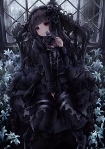 Rating: Safe Score: 152 Tags: apple228 dress gothic_lolita lolita_fashion User: Mr_GT
