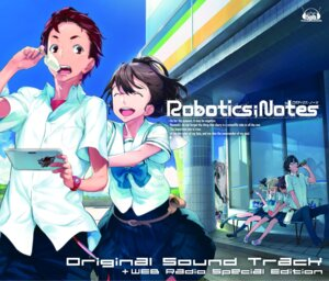 Rating: Safe Score: 15 Tags: disc_cover dress megane robotics;notes seifuku User: blooregardo