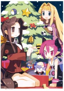 Rating: Safe Score: 24 Tags: castile christmas disgaea disgaea_3 harada_takehito horns mao phantom_brave pointy_ears raspberyl tenshi_no_present User: Radioactive