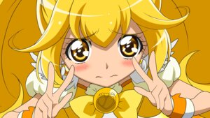 Rating: Safe Score: 18 Tags: brll kise_yayoi pretty_cure smile_precure! vector_trace User: Tyrell