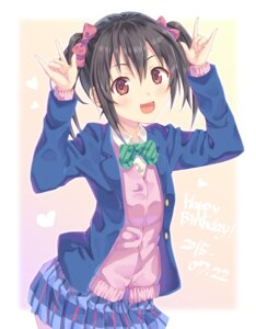 Rating: Safe Score: 27 Tags: love_live! mashiro_moro seifuku sweater yazawa_nico User: Mr_GT