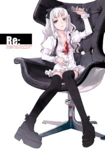 Rating: Questionable Score: 34 Tags: closet_child konoe_ototsugu nopan thighhighs User: Aurelia