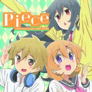 Rating: Safe Score: 12 Tags: disc_cover fujisaki_mina headphones mizuhara_ichika mizuhara_tomoya oneechan_ga_kita seifuku User: K@tsu