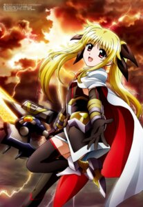 Rating: Safe Score: 19 Tags: armor duplicate fate_testarossa heels mahou_shoujo_lyrical_nanoha mahou_shoujo_lyrical_nanoha_detonation morimoto_yufuki thighhighs weapon User: kiyoe