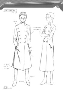 Rating: Safe Score: 3 Tags: character_design monochrome range_murata sayoko_(shangri-la) shangri-la sketch User: Share