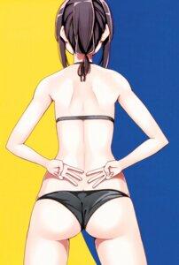 Rating: Safe Score: 43 Tags: ass bikini harukana_receive swimsuits tagme tooi_narumi User: Radioactive