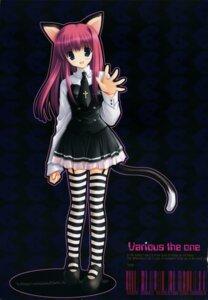 Rating: Safe Score: 23 Tags: animal_ears gothic_lolita ikegami_akane lolita_fashion nekomimi stockings tail thighhighs User: admin2