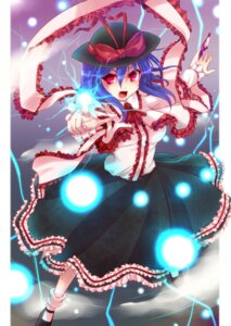 Rating: Safe Score: 7 Tags: minato_usagi nagae_iku touhou User: Mr_GT