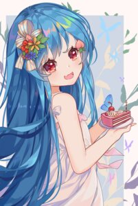 Rating: Safe Score: 32 Tags: binan_xian_lu dress hinanawi_tenshi summer_dress touhou User: Mr_GT