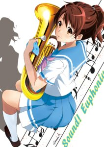 Rating: Safe Score: 37 Tags: hibike!_euphonium madako oumae_kumiko seifuku User: hamasen205