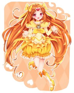 Rating: Safe Score: 12 Tags: pretty_cure shirabe_ako suite_pretty_cure uduki-shi User: Nekotsúh