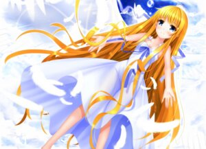 Rating: Safe Score: 31 Tags: air dress kamio_misuzu swordsouls User: SubaruSumeragi