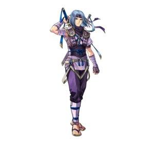 Rating: Questionable Score: 3 Tags: fire_emblem fire_emblem:_souen_no_kiseki fire_emblem_heroes kano_akira ninja nintendo sword zihark User: fly24