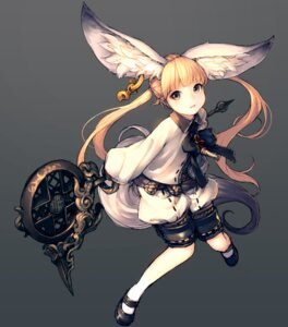 Rating: Safe Score: 49 Tags: animal_ears blade_&_soul junwool tail User: VinnieSalmonella