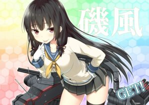 Rating: Safe Score: 52 Tags: isokaze_(kancolle) kantai_collection seifuku sky-freedom thighhighs User: 椎名深夏