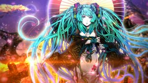 Rating: Safe Score: 17 Tags: hatsune_miku japanese_clothes kimono nagimiso vocaloid wallpaper User: animeprincess