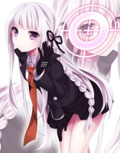 Rating: Safe Score: 107 Tags: dangan-ronpa etou kirigiri_kyouko uniform User: Nekotsúh