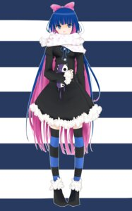Rating: Safe Score: 65 Tags: benia panty_&_stocking_with_garterbelt stocking thighhighs User: lolishouta2085