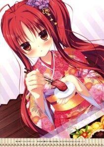 Rating: Safe Score: 45 Tags: canvas+garden dracu-riot! kimono miyasaka_miyu yarai_miu User: Twinsenzw