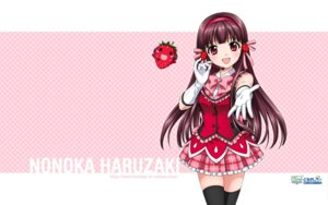 Rating: Safe Score: 28 Tags: haruzaki_nonoka marronni_yell tagme thighhighs wallpaper User: saemonnokami
