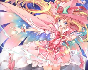 Rating: Safe Score: 30 Tags: asahina_mirai dress mahou_girls_precure! pretty_cure tugo User: Mr_GT