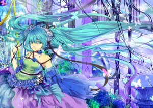 Rating: Safe Score: 9 Tags: dress hatsune_miku hongmao vocaloid User: gogotea28