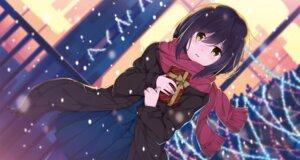 Rating: Safe Score: 39 Tags: christmas nijisanji pantyhose seifuku shizuka_rin taiyaki User: sym455