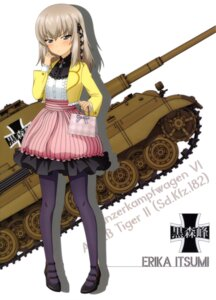 Rating: Safe Score: 14 Tags: girls_und_panzer heels itsumi_erika pantyhose tagme User: drop