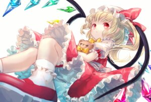 Rating: Safe Score: 7 Tags: flandre_scarlet touhou wings yumeichigo_alice User: Mr_GT
