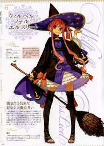 Rating: Safe Score: 28 Tags: atelier atelier_ayesha heels hidari thighhighs wilbell_voll_erslied witch User: Shuumatsu
