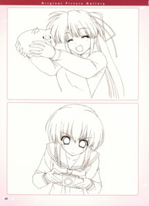 Rating: Safe Score: 6 Tags: boy_meets_girl shintarou sketch User: admin2