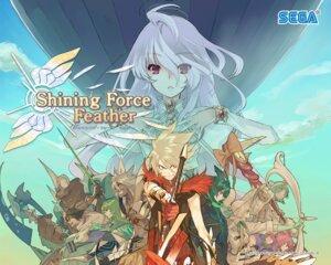 Rating: Safe Score: 7 Tags: alfin ito_noizi jin_(shining_force) pako shining_force shining_force_feather shining_world wallpaper User: Devard