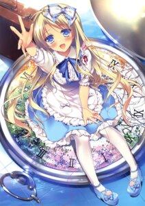 Rating: Safe Score: 108 Tags: alice alice_in_wonderland dress heels motomiya_mitsuki User: Twinsenzw