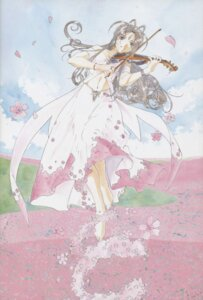 Rating: Safe Score: 10 Tags: ah_my_goddess belldandy dress fujishima_kousuke jpeg_artifacts User: minakomel