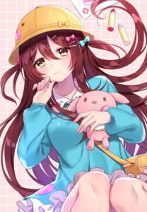 Rating: Safe Score: 22 Tags: oosaki_tenka seifuku skirt_lift the_idolm@ster usano User: Nepcoheart