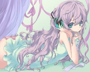 Rating: Safe Score: 12 Tags: dress headphones muranisaki pantsu User: yumichi-sama