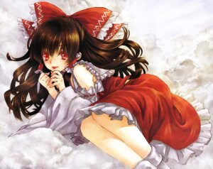 Rating: Safe Score: 7 Tags: akatsuki_byakuya hakurei_reimu japanese_clothes touhou User: charunetra