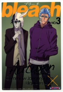 Rating: Safe Score: 8 Tags: bleach grimmjow_jeagerjaques male ulquiorra_schiffer User: Radioactive