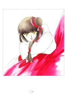 Rating: Safe Score: 4 Tags: kakinouchi_narumi miyu vampire_princess_miyu watercolor User: Radioactive