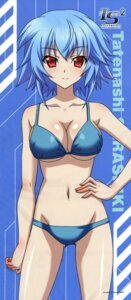 Rating: Questionable Score: 54 Tags: bikini cleavage infinite_stratos infinite_stratos_2 sarashiki_tatenashi stick_poster swimsuits underboob User: DDD