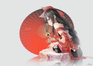 Rating: Safe Score: 32 Tags: feet japanese_clothes saraki umbrella User: BattlequeenYume