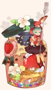 Rating: Safe Score: 13 Tags: hatsune_miku lots_of_laugh_(vocaloid) rinjuu_sumisu vocaloid User: charunetra