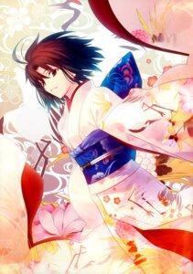 Rating: Safe Score: 57 Tags: kara_no_kyoukai kimono ryougi_shiki takeuchi_takashi type-moon User: melfra