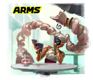 Rating: Safe Score: 5 Tags: arms nintendo twintelle_(arms) umbrella User: fly24