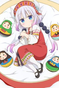 Rating: Safe Score: 63 Tags: cap dress horns kanna_kamui kobayashi-san_chi_no_maid_dragon User: Mr_GT