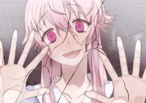 Rating: Safe Score: 21 Tags: gasai_yuno mirai_nikki miyamoto_issa yandere User: Lollipoppish